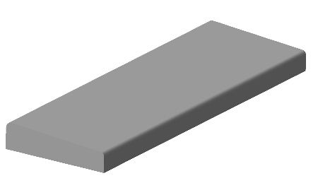Камень и плита бетонные накрывочные