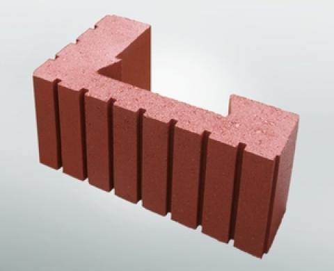Камни бетонные рустованные