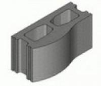 1КБВР-ЦП-8 Камень бетонный волновой п.35