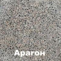 """Плита бетонная облицовочная шлифованная """"Арагон"""""""