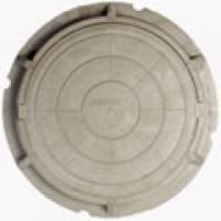 Люк канализационный полимер-песчаный