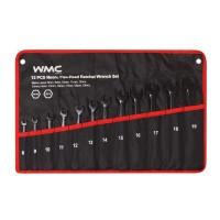 Набор ключей комбинированных 12пр.(8-19мм)на полотне арт.3012WMC