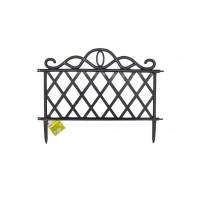 Изгородь садовая пластиковая (350х455мм)(5шт к-т) арт.TG6102047
