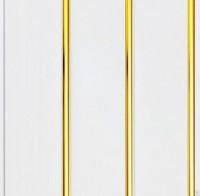 3-х секционная (золото) Акпласт