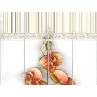 VOX Motivo панели ПВХ с технологией 3D Орхидея бежевая Декор