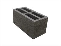 Блок пескобетонный четырехпустотный