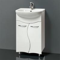 Тумба для ванной «Акваль Милана» 50 см.