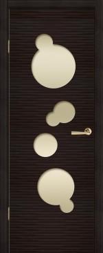 """Панель """"Полотно дверное щитовое"""" Пузырьки 5"""