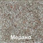 """Плита бетонная облицовочная шлифованная """"Мерано"""" со струйной обработкой"""
