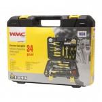 Набор инструментов 34пр, для электрика арт.WMC TOOLS