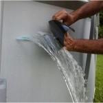 Лента водонепроницаемая ремонтная ПВХ 10смх1.52м (белая) арт.152W