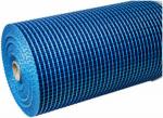 Стеклосетка штукатурная 1,0х50м яч.4х4 синяя