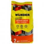 Клей для плитки WUNDER универсальный 2 кг