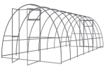 Теплица Садовод Широкая  (4х3, 5х2 м) + удлинение