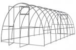 Теплица Садовод Простор  (4х4х2 м) + удлинение