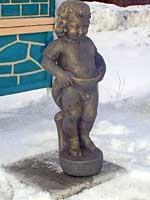 Мальчик-фонтан